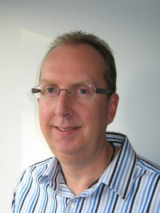 Peter Jones, Chartered Surveyor, author and property investor